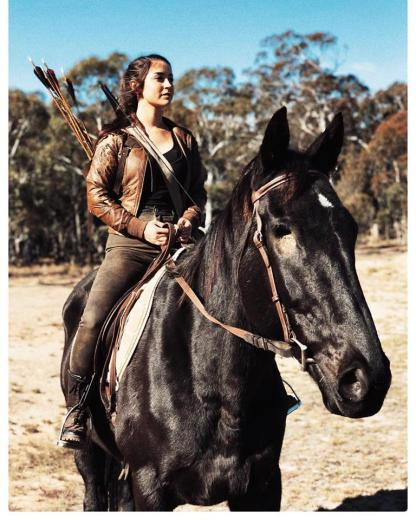 Kaitlyn ride